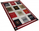 U.S. Coast Guard T Shirt Quilt