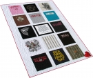 Texas Tech College Campus T-Shirt Quilt