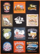 Harley T Shirt Quilt