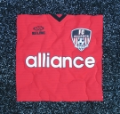Alliance Ohio Soccer shirt panel