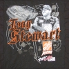 Tony Stewart Nascar Fan T shirt Memorial quilt panel