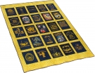 US Navy Diver T-Shirt Quilt