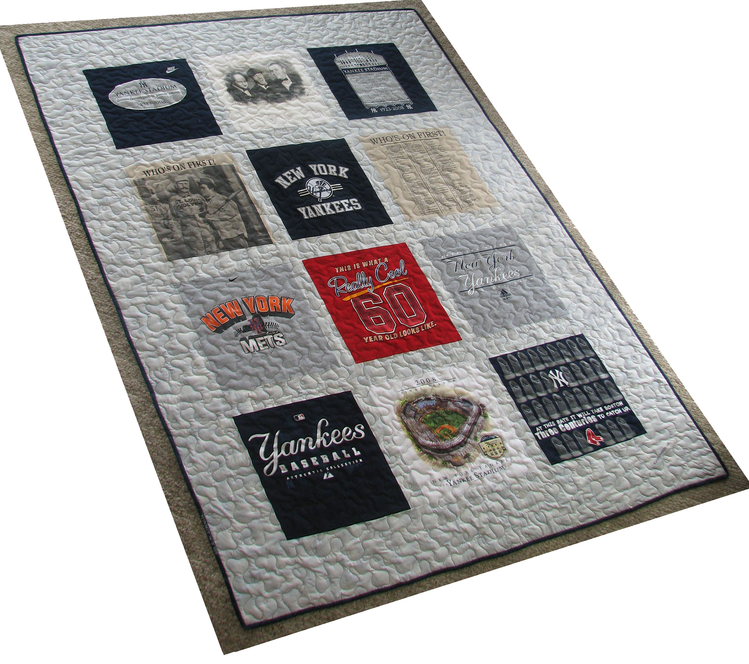 Quilts Made From T Shirts